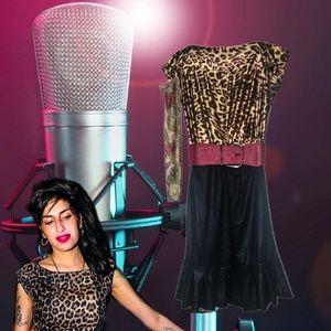 Amy Winehouse Costume